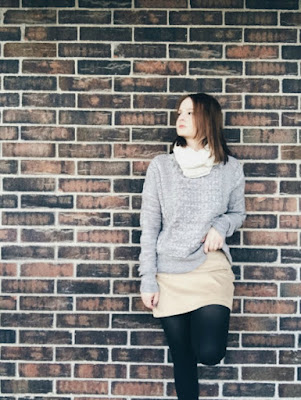 Sweater & Tights