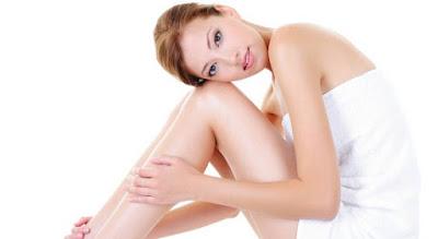 Memiliki kulit tubuh putih serta higienis ialah dambaan bagi setiap orang 5 Cara Ampuh Memutihkan Kulit Badan Secara Alami