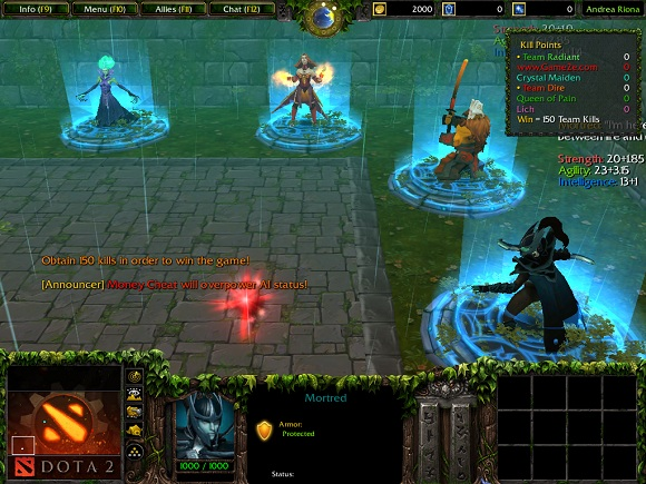 dota 2 heroes clash 1 5 ai game2f