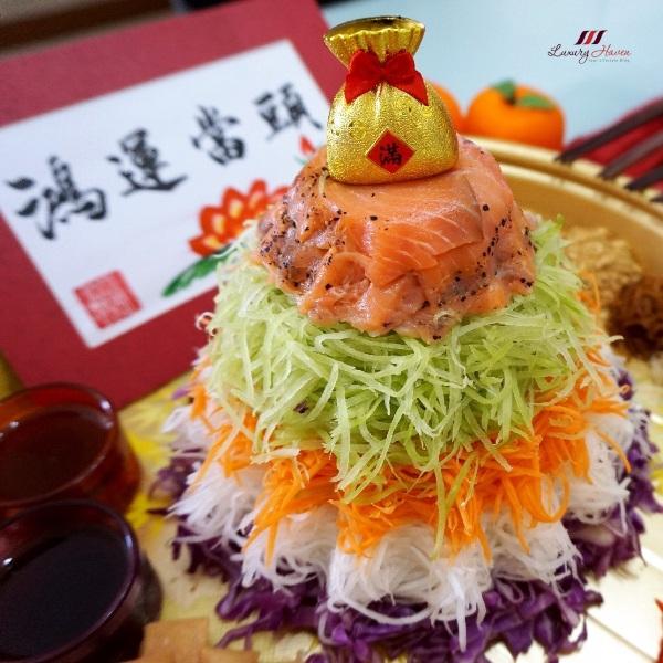 instagram cny prosperity toss lohei pyramid yu sheng