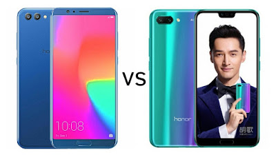 Honor View 10 vs Honor 10