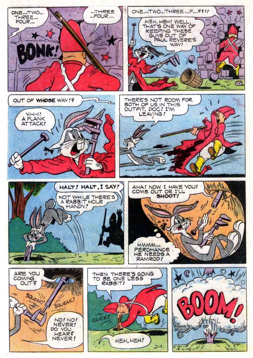Four Color Comics issue 498 - Page 9