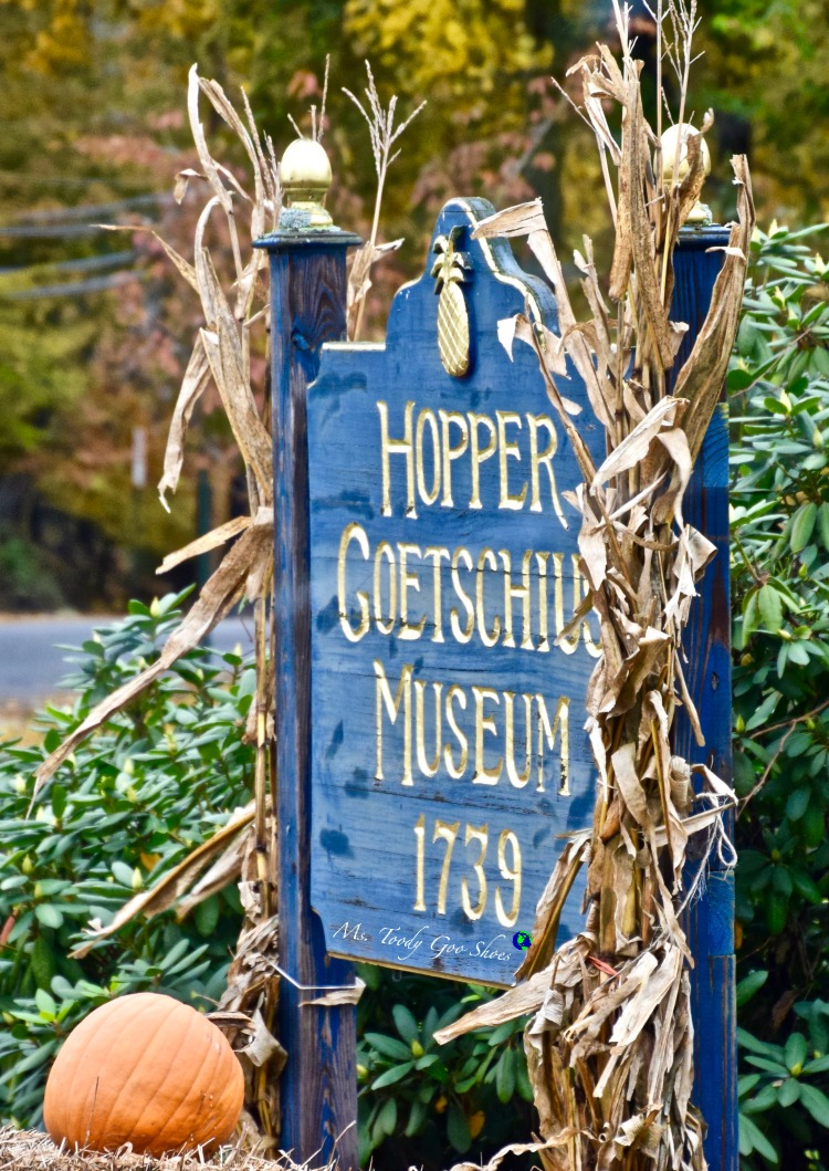 The Hopper Goetschius Museum in Upper Saddle River, NJ | Ms. Toody Goo Shoes