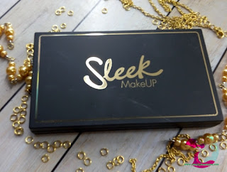 Sleek Highlight palette Midas touch