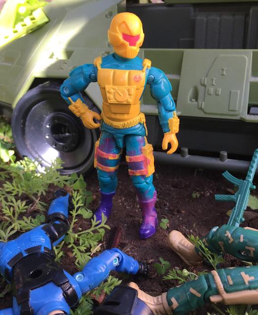 1991 Eco Warriors Sludge Viper, Bulletproof, 1992, DEF, Shockwave, Monster Blaster APC, Mega Marines