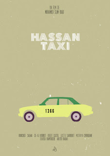 Affiche film Hassan Taxi