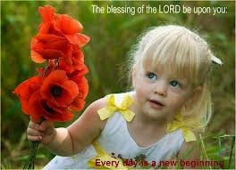 Blessing of Lord Jesus Christ