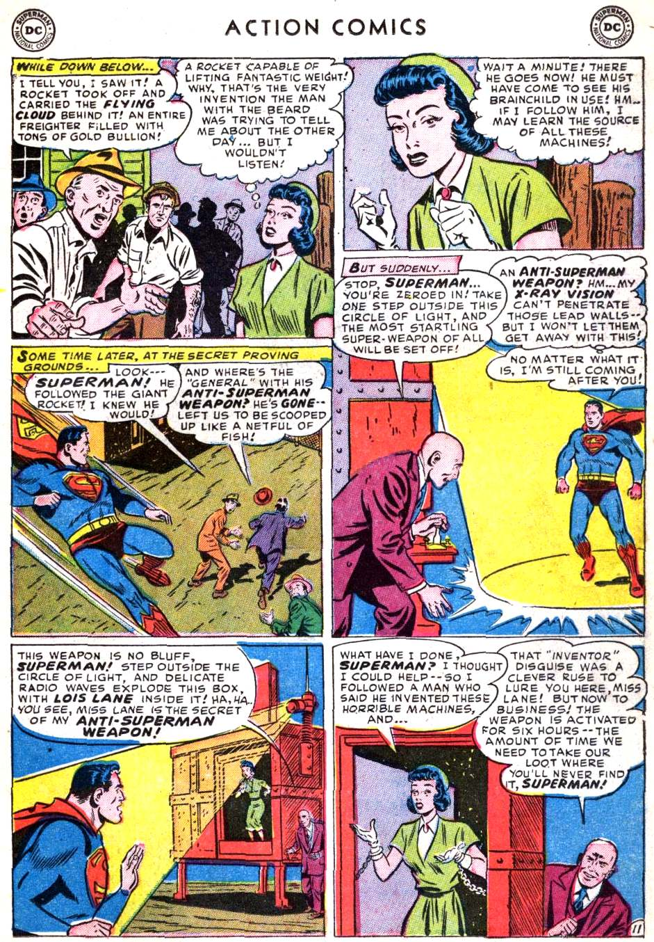 Read online Action Comics (1938) comic -  Issue #177 - 13