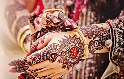 Latest Indian Mehendi Designs for Wedding
