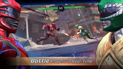 Power Rangers Legacy Wars Apk Terbaru Gratis