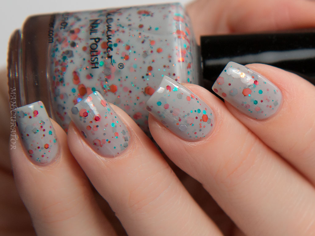 Manicurator Kbshimmer Winter 2015 Smoke Signal And Selfie Nail Art