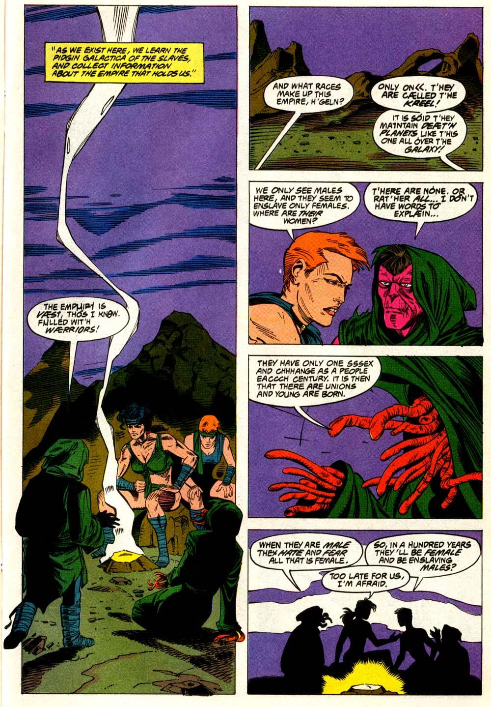Read online Wonder Woman (1987) comic -  Issue #68 - 10