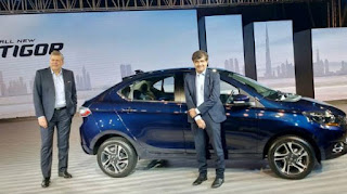 Tata Motors' new Tigor launch in India, initial price of Rs 5.20 lakh