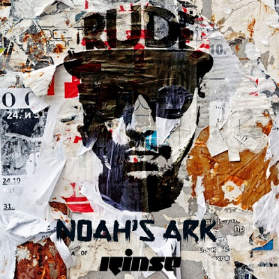 RUDE KID - NOAH'S ARK EP Cover