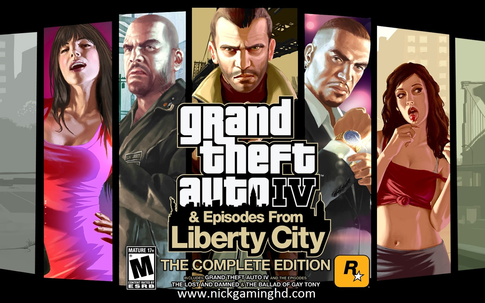 Gta iv highly compressed pc game direct download mod