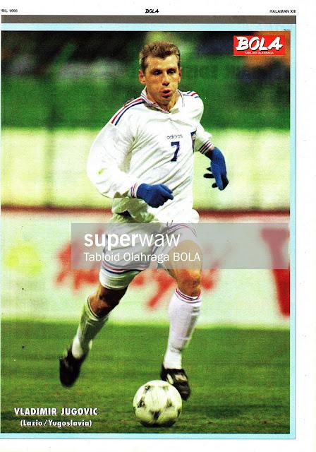 VLADIMIR JUGOVIC YUGOSLAVIA 1997