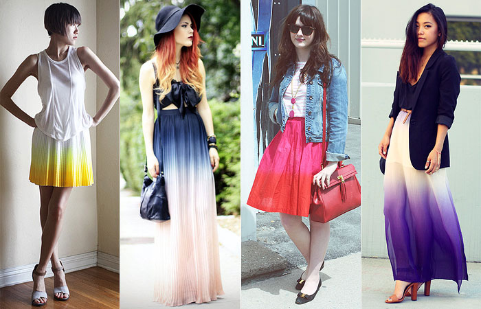 Blog Girls | Moda | Dip Dye