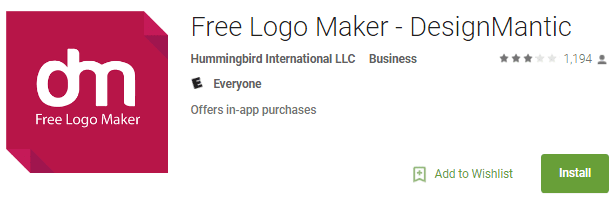Free Logo Maker DesignMantic