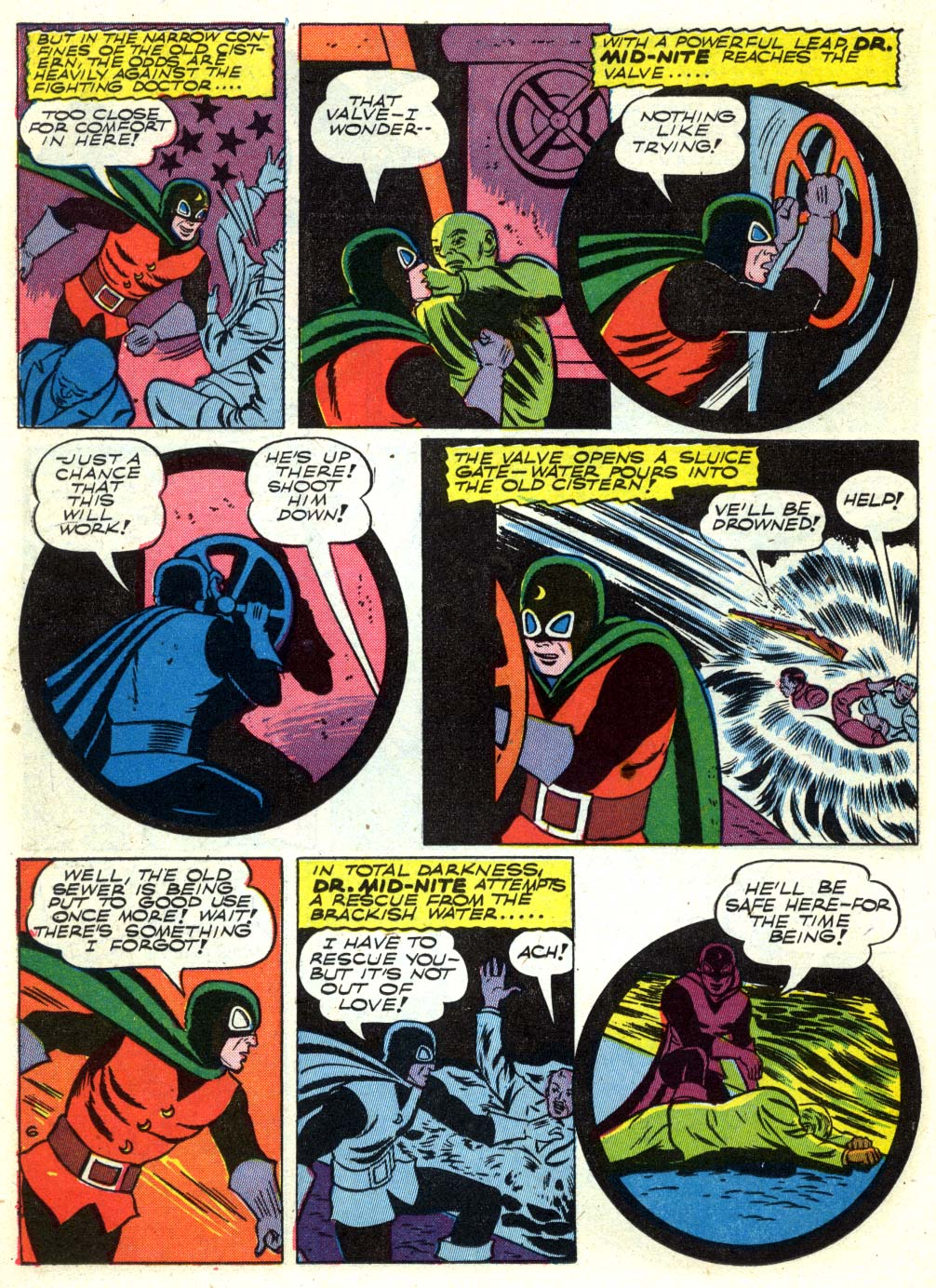 Read online All-American Comics (1939) comic -  Issue #40 - 24