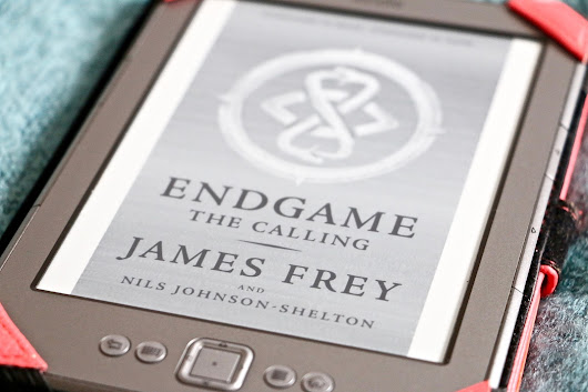 Amy Tinson: 'The Calling (Endgame, Book #1)' by James Frey Review