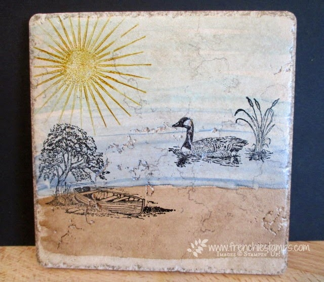 tile stamping live stamping with frenchie tonight brstamping on tile
