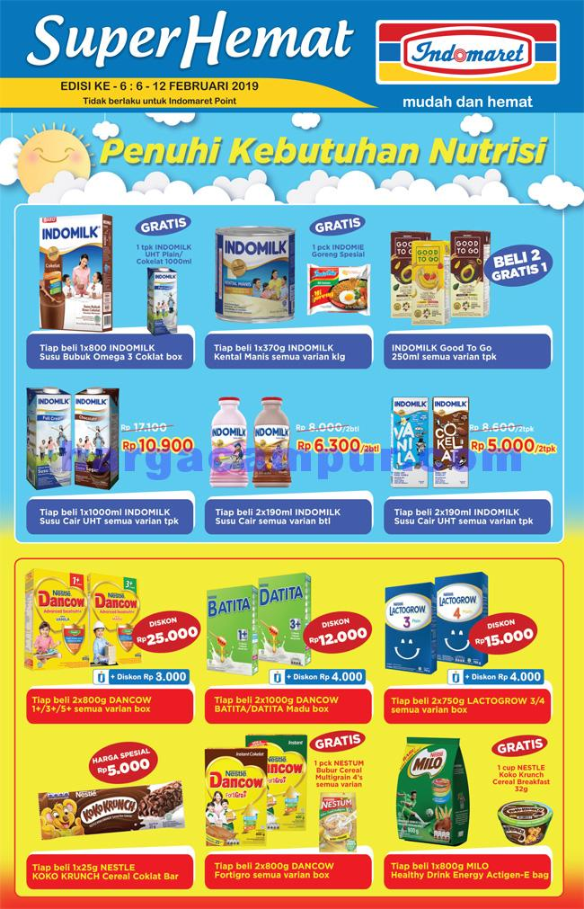 Katalog Promosi Indomaret Terbaru