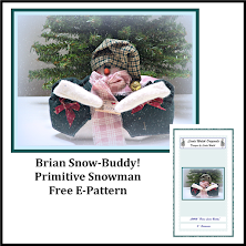Brian Snow-Buddy Free <br>E-Pattern