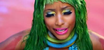 makeup by bextacy nicki minaj super bass look