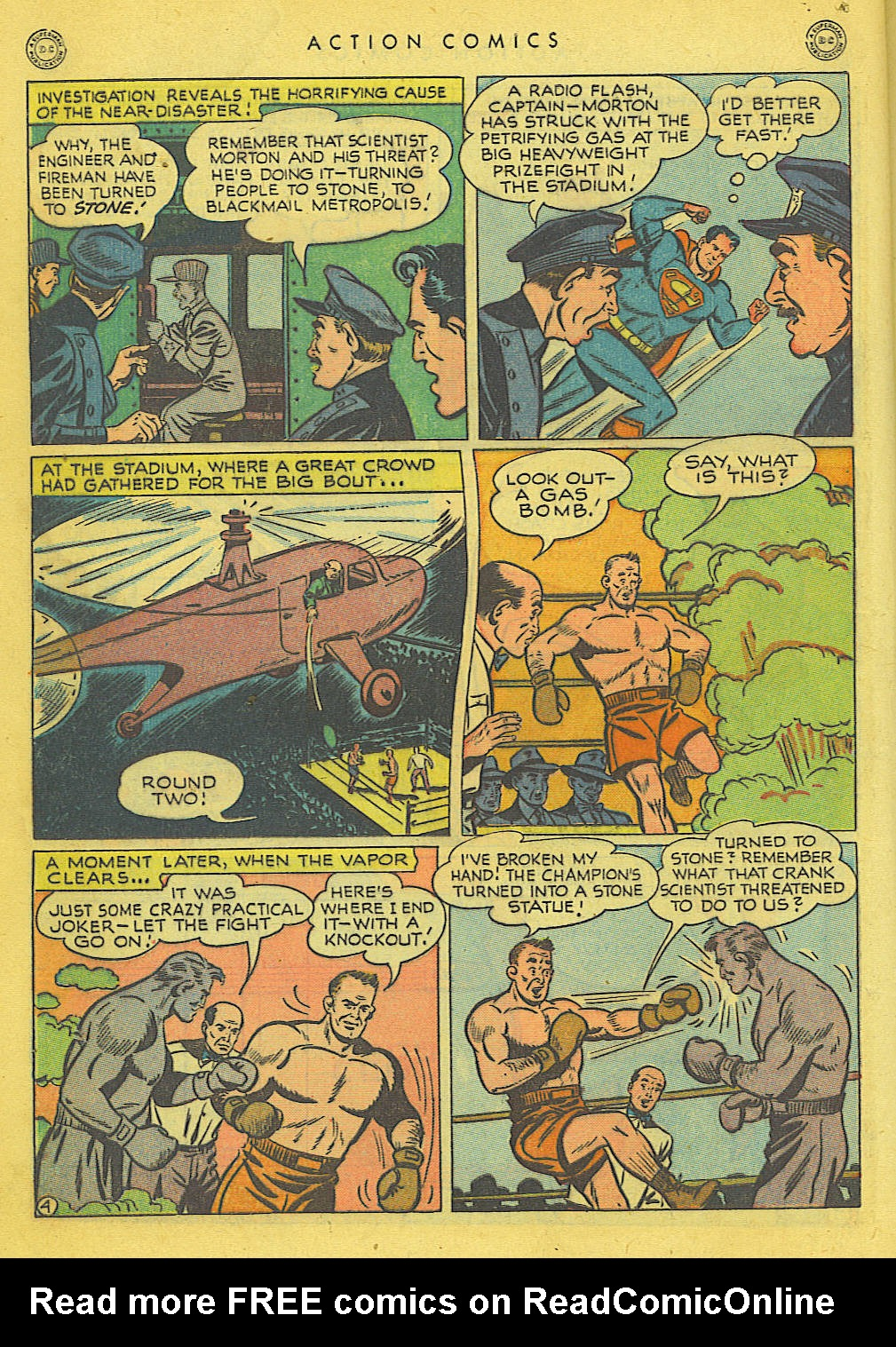 Read online Action Comics (1938) comic -  Issue #135 - 5
