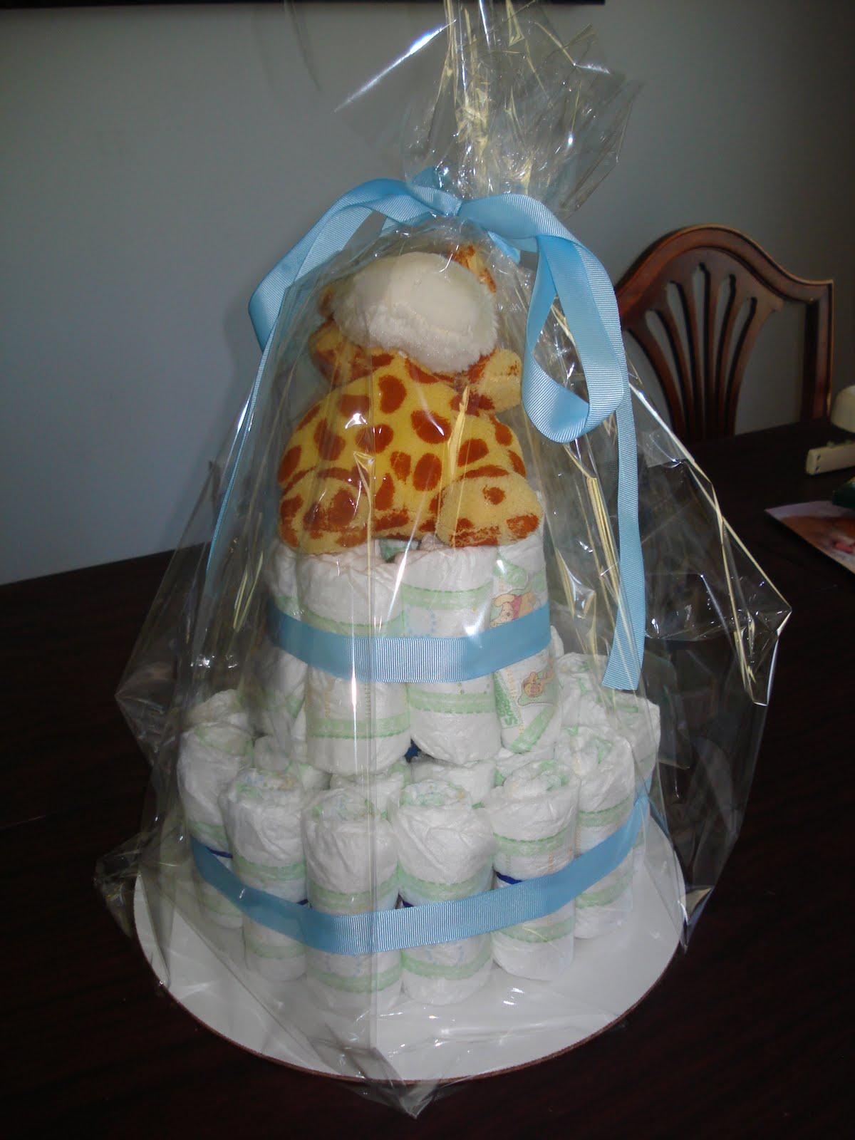 C Amp B Creations Twin Mini Diaper Cakes