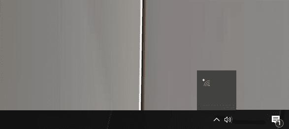 Logo WIFI Taskbar