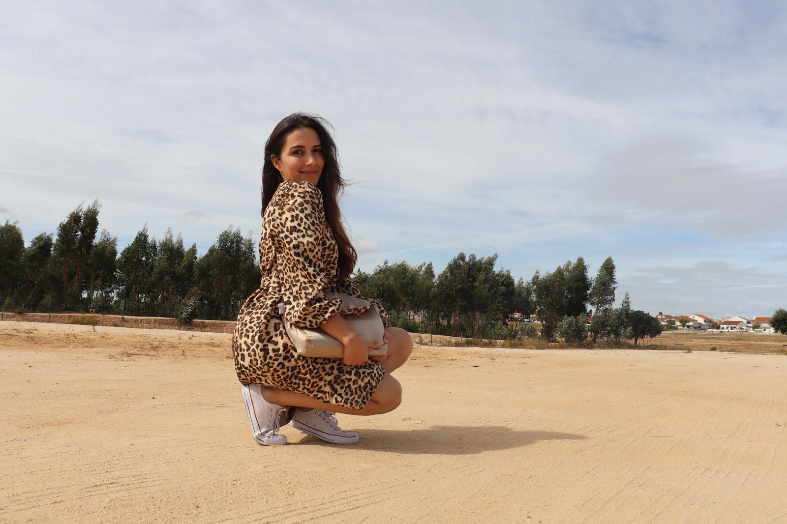 """""""Panthera pardus"""" no início de uma nova jornada"""