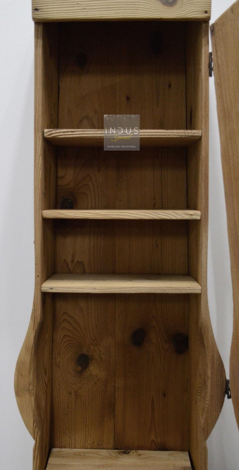 meuble de rangement campagne chic. Black Bedroom Furniture Sets. Home Design Ideas
