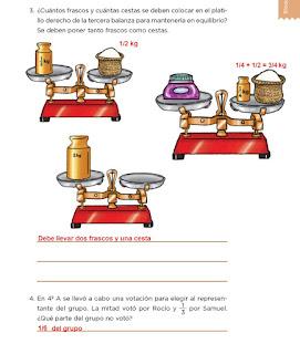 Respuestas Apoyo Primaria Desafíos Matemáticos 4to. Grado Bloque III Lección 52 Sumas y restas II