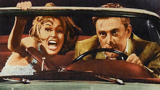 Kirk Douglas y Cyd Charisse - Dos semanas en otra ciudad