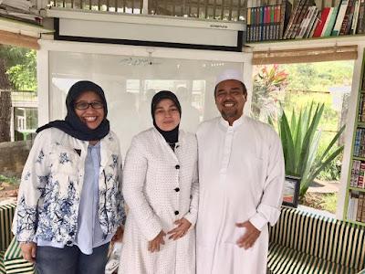 Mengungkap Fitnah Keji Terhdap Habieb Rizieq, Wanita Ini Tuliskan Kesaksiannya soal Isu Mesum