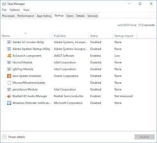 mempercepat Windows 10 dijamin - gambar 5