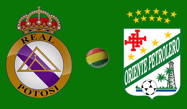 En vivo Real Potosí vs. Oriente Petrolero - Torneo Apertura 2018
