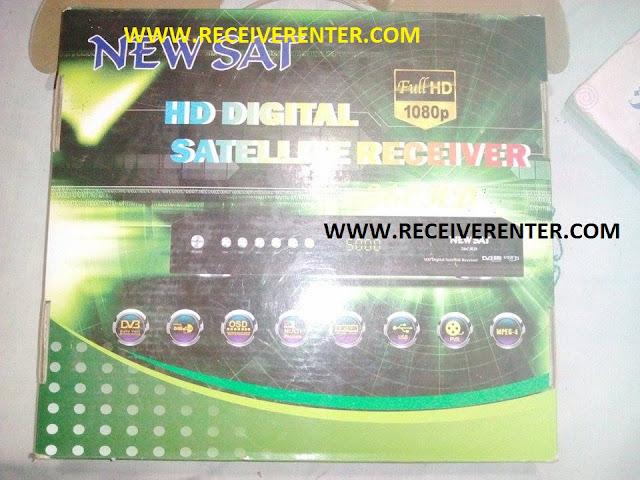 NEWSAT 360 HD RECEIVER BISS KEY OPTION