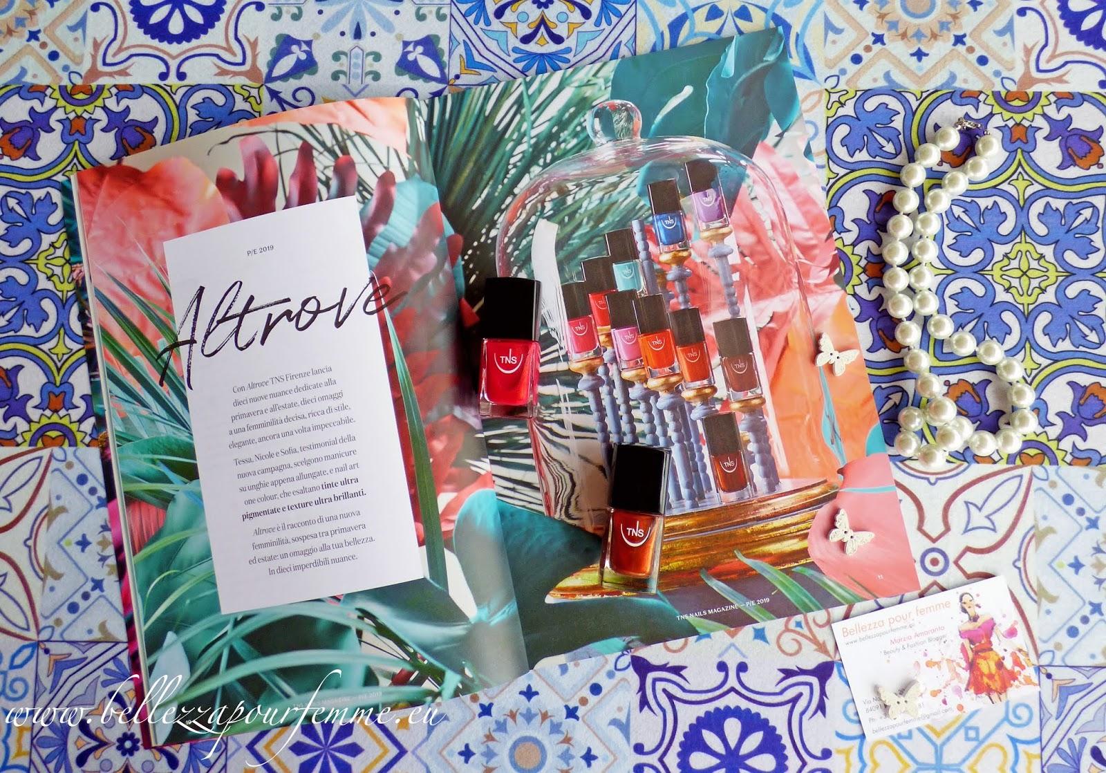 ALTROVE - TNS Firenze la nuova collezione che anticipa l'estate!