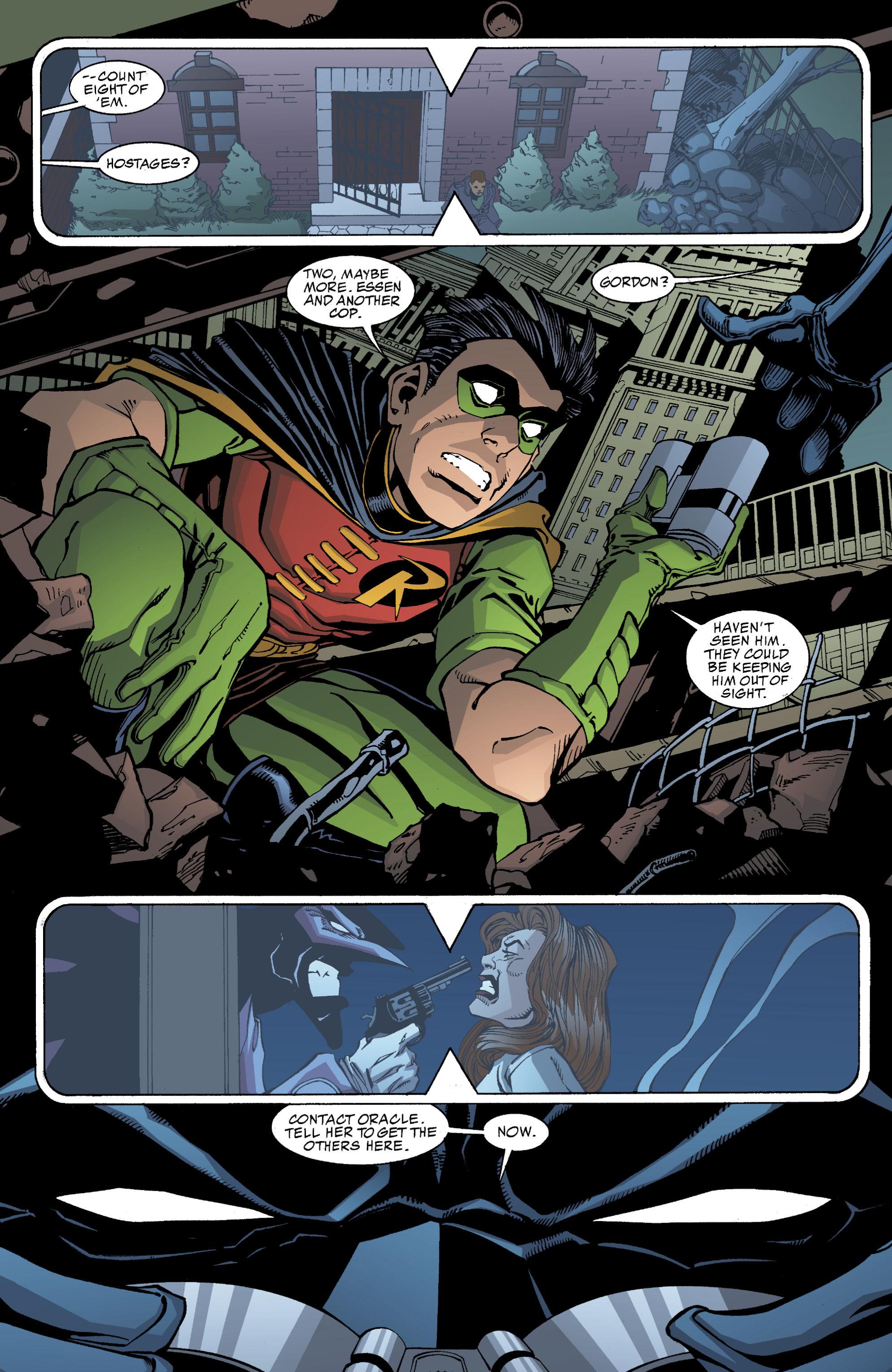 Detective Comics (1937) 739 Page 3