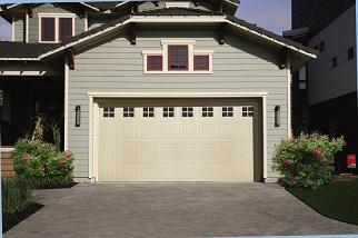 9x10 garage door