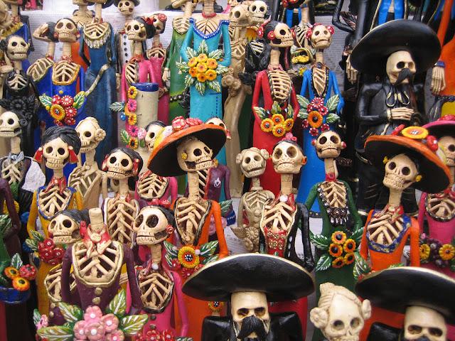 Shooting Dia de los Muertos