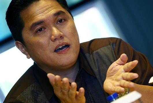 Erick Thohir: Saya Keberatan Profesi Sopir Ojek Dianggap Rendahan