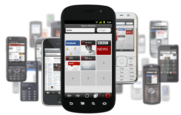 Top 4 Mobile Internet browsers For Java ,Symbian ,Android, Windows