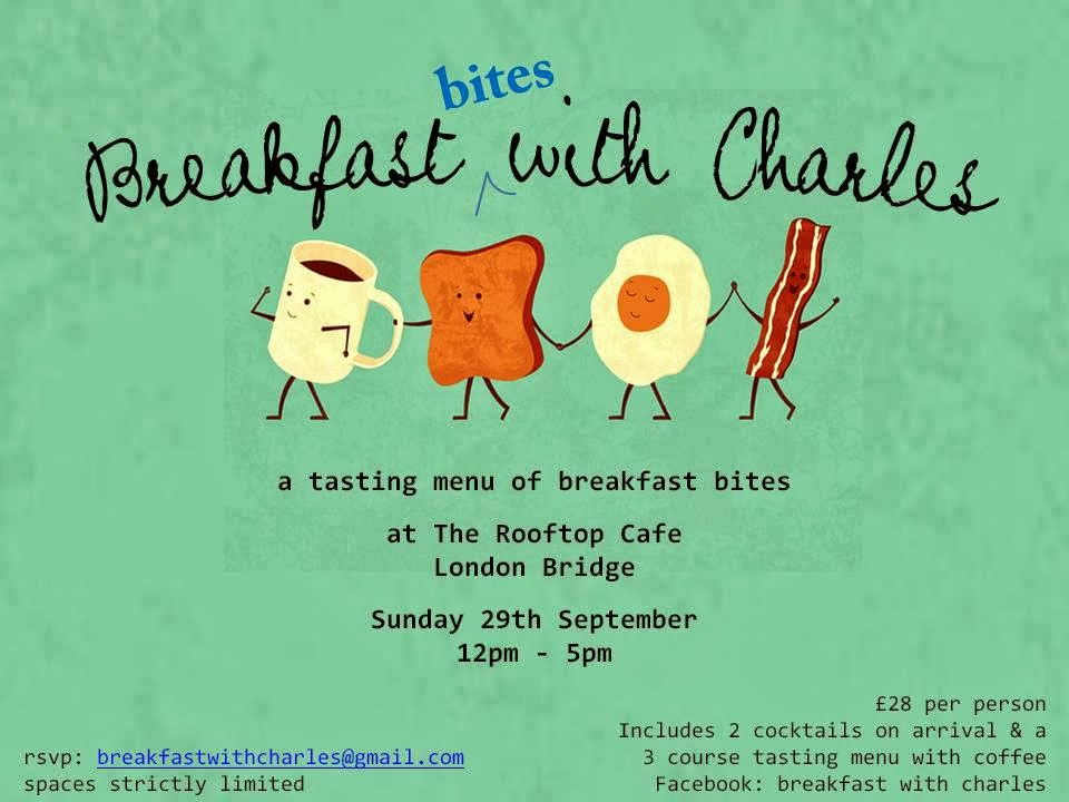 Milly Fell Into The Wardrobe Breakfast With Charles