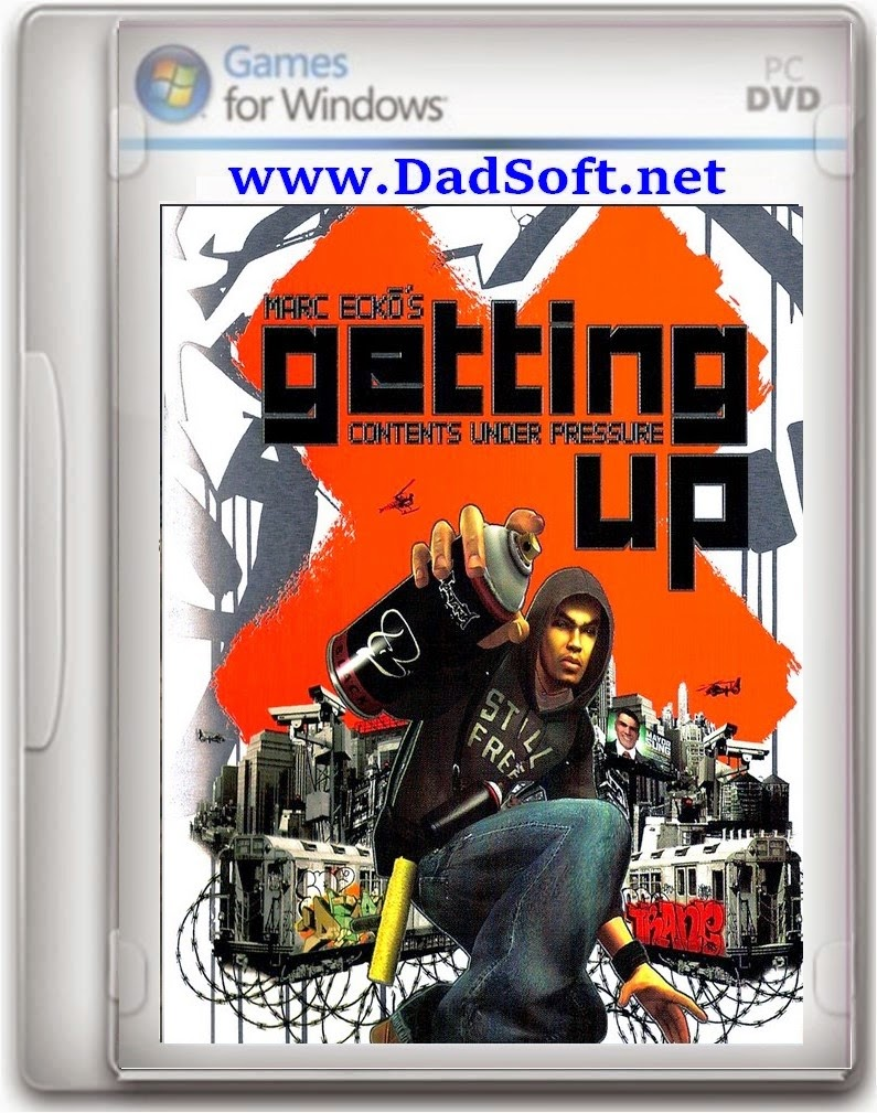 Contents Under Pressure: Getting Up Contents Under Pressure Game Free Download Full