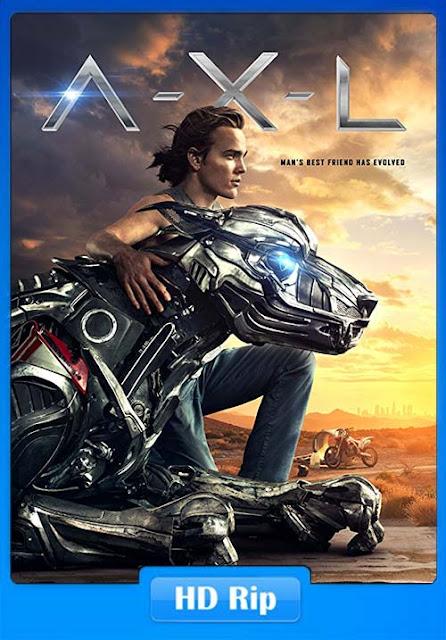 A-X-L 2018 Movie 720p Free Download