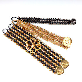 Princess-Warrior Bracelets