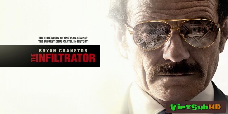 Phim Kẻ nằm vùng VietSub HD | The Infiltrator 2016